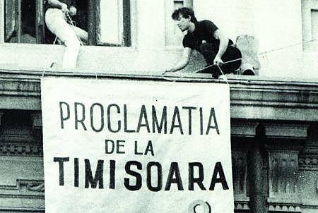 Trei decenii de înfrângeri: Proclamația de la Timișoara