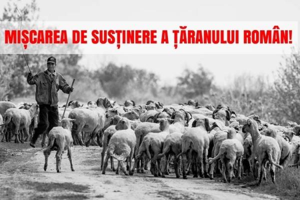 Mișcare de ajutor reciproc lansată în România: SUS ȚĂRANII!