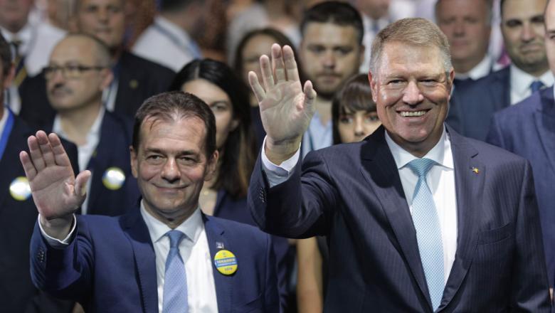 AUR: Pentru cine lucrează regimul Iohannis-Orban?