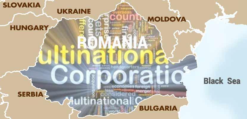 România- locul patru în topul dependenților de multinaționale