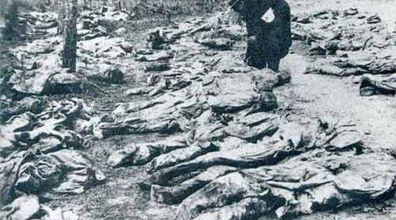 1 Aprilie: masacrul românilor de la Fântâna Albă