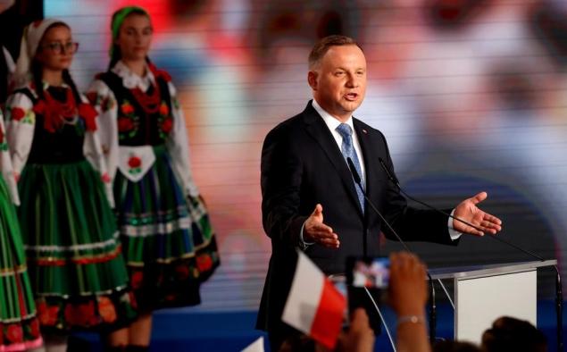 Președintele Poloniei acuză Germania de amestec în alegeri