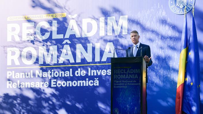 România lucrului bine promis