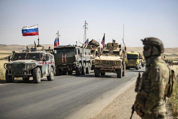 Altercație ruso-americană în Siria