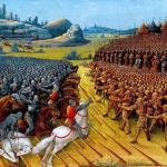 La Nicopole văzut-ai câte tabere s-au strâns…