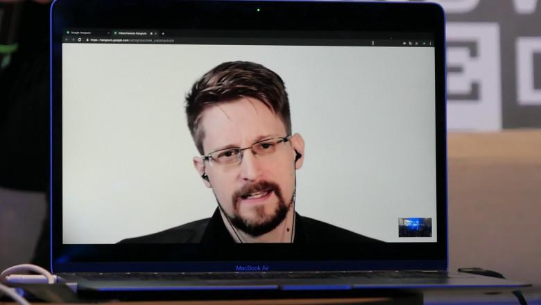 Snowden: Acum se construieşte arhitectura opresiunii!