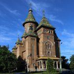 Reacția Mitropoliei Banatului la mutilarea imaginii Catedralei