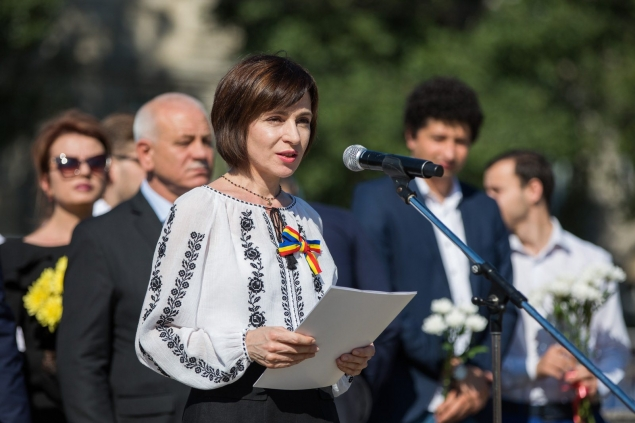 Maia Sandu va fi Președinte al Republicii Moldova