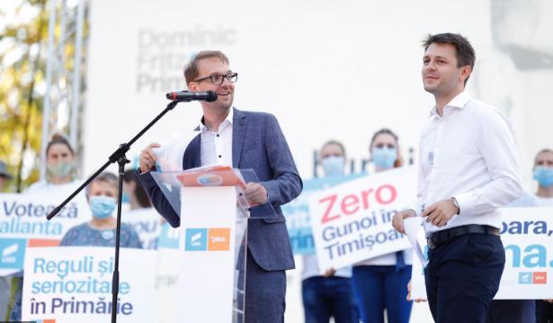 """""""Avem prima alianță stabilă: USR – PSD""""!"""