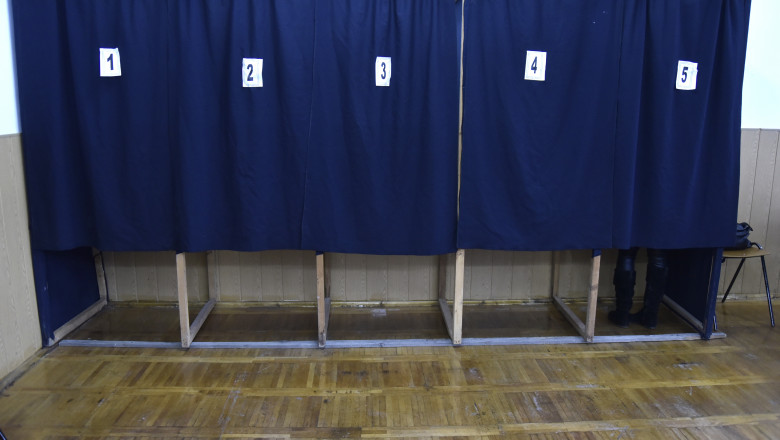 Record negativ al prezenței la vot