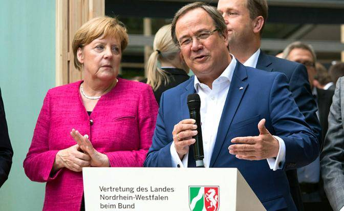 Germania se apropie de Rusia pas cu pas
