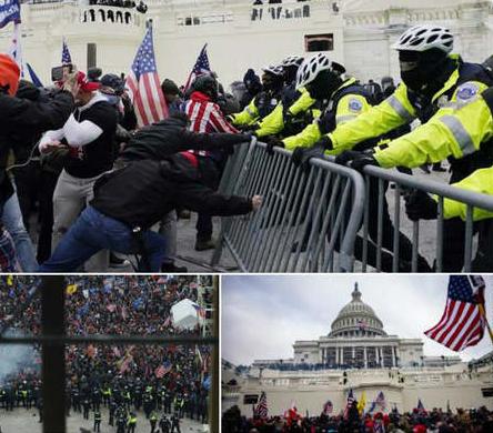 """Scopul: """"instituirea stării de urgență în Washington DC"""""""