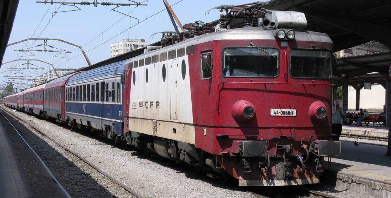 Drulă, provocat la o călătorie cu trenul
