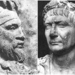 Atunci când au ajuns romanii