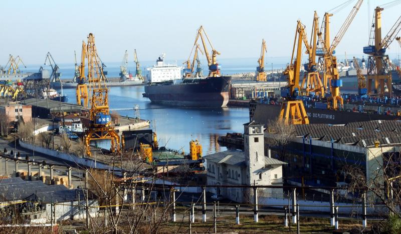 O bătălie cât un război: Portul Constanța