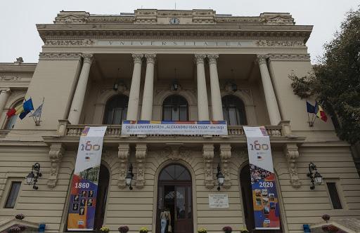Universitatea din Iași se extinde peste Prut