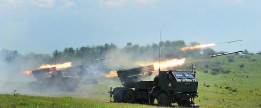 Exercițiu militar de amploare în România