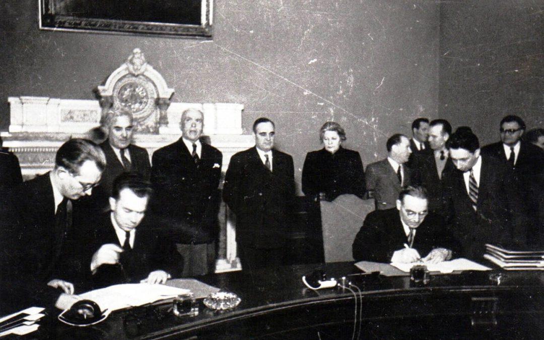 Spolierea României, episodul Sovrom
