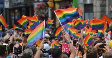 """""""Pride"""" cu sprijin de la Primăria lui Fritz"""